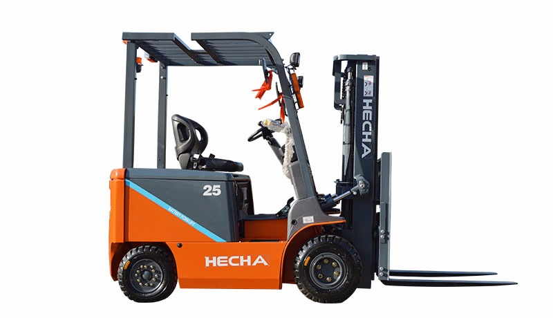 FOUR-WHEEL ELECTRIC FORKLIFT