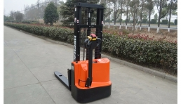 Walking stacker